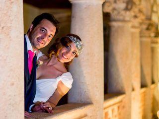 La boda de Angela y Ismael