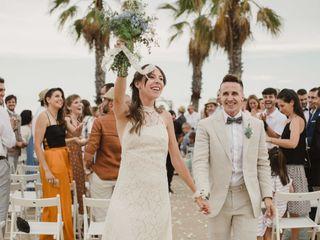 La boda de Núria y Dani