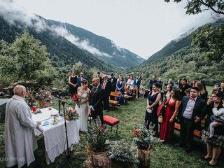 La boda de Mònica y Jose