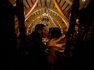 La boda de David y Natalia