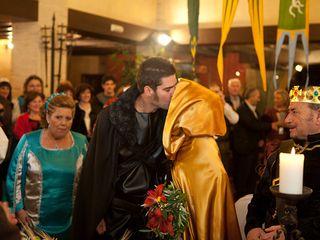 La boda de David y Natalia 1