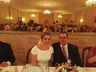 La boda de Guillermo y Mari Luz
