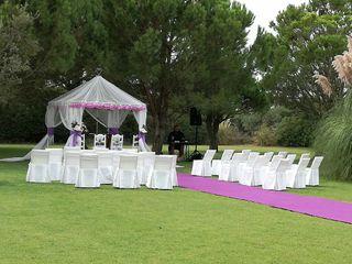 La boda de Isa y Andriu 1