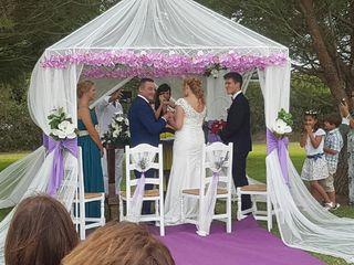 La boda de Isa y Andriu