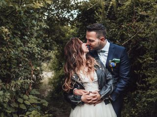La boda de Roxana y Alberto