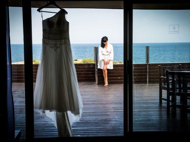 La boda de Miguel y Pilar en L' Ametlla De Mar, Tarragona 10