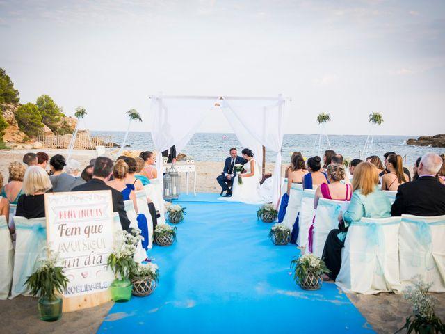 La boda de Miguel y Pilar en L' Ametlla De Mar, Tarragona 20