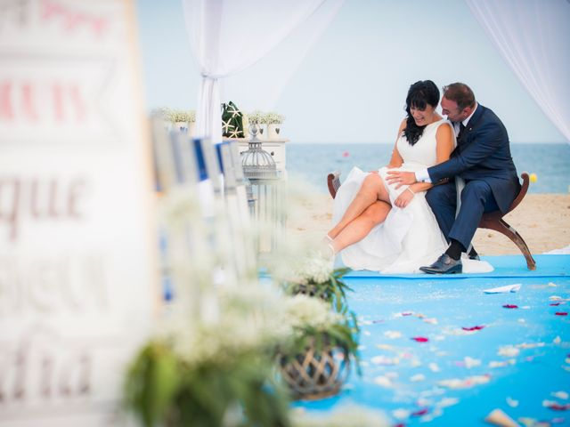 La boda de Miguel y Pilar en L' Ametlla De Mar, Tarragona 25