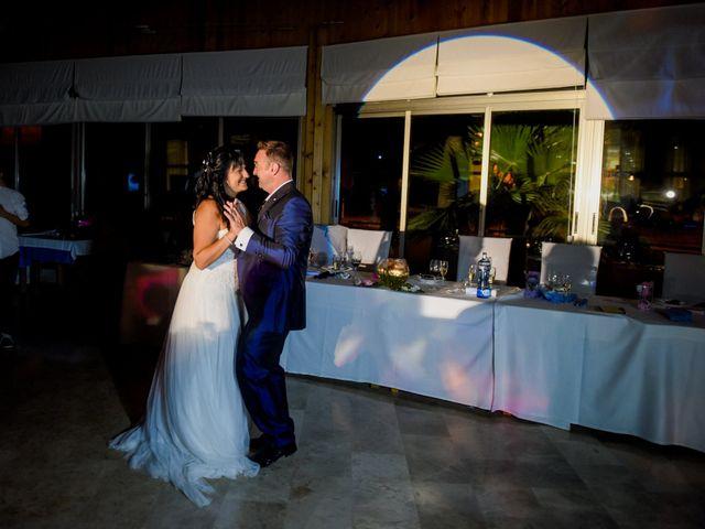 La boda de Miguel y Pilar en L' Ametlla De Mar, Tarragona 30
