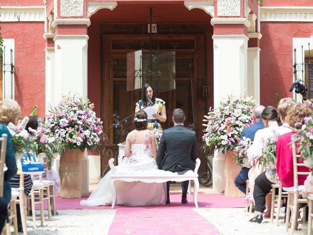 La boda de Jaime y Ampar en Picanya, Valencia 16