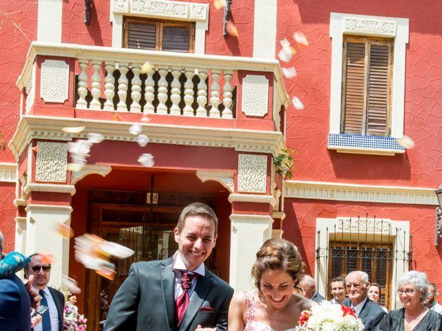 La boda de Jaime y Ampar en Picanya, Valencia 31