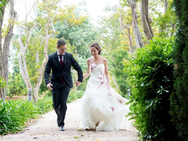 La boda de Jaime y Ampar en Picanya, Valencia 38