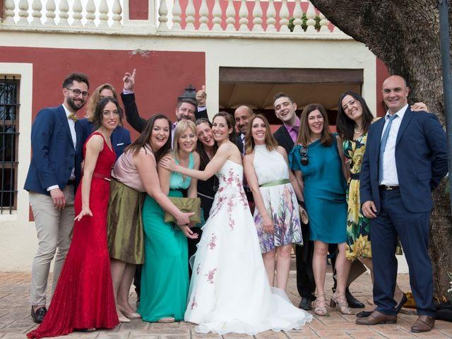 La boda de Jaime y Ampar en Picanya, Valencia 58