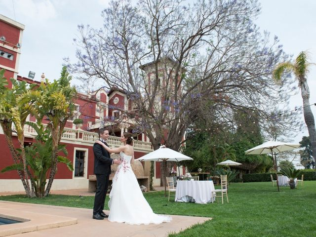 La boda de Jaime y Ampar en Picanya, Valencia 59