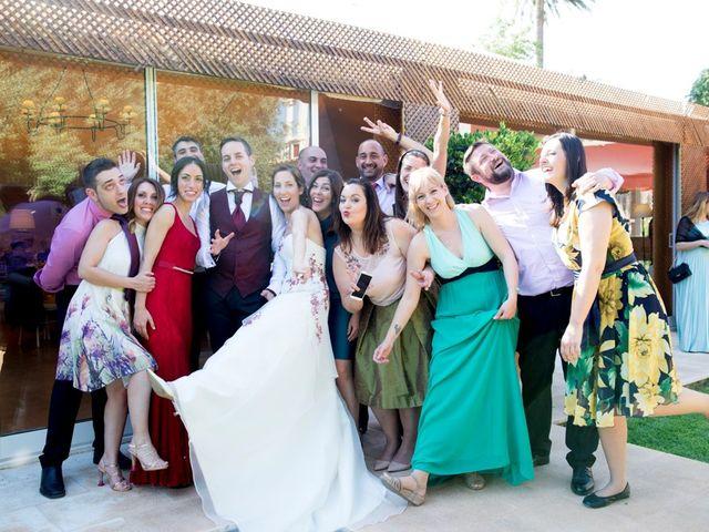 La boda de Jaime y Ampar en Picanya, Valencia 69