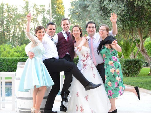 La boda de Jaime y Ampar en Picanya, Valencia 84