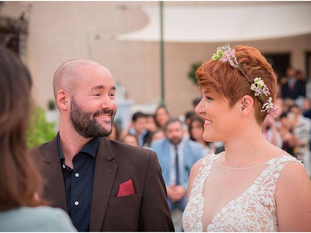 La boda de Jorge y Lidia en Madrid, Madrid 1