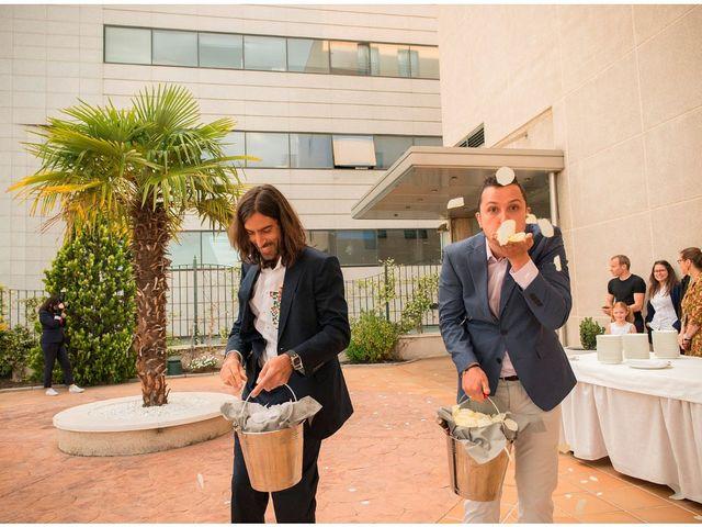 La boda de Jorge y Lidia en Madrid, Madrid 4