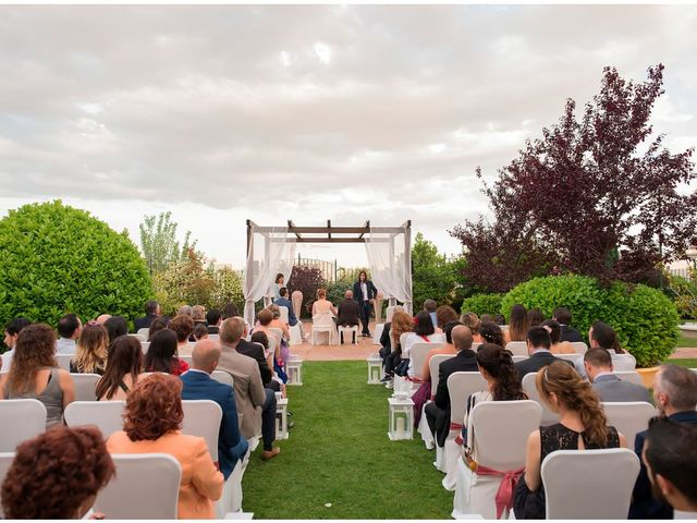 La boda de Jorge y Lidia en Madrid, Madrid 5