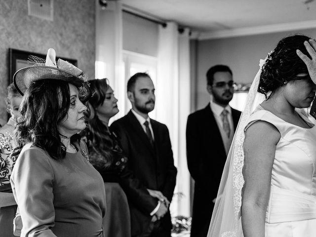 La boda de Alejandro y Raquel en Olmedo, Valladolid 25