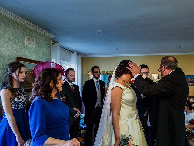 La boda de Alejandro y Raquel en Olmedo, Valladolid 26