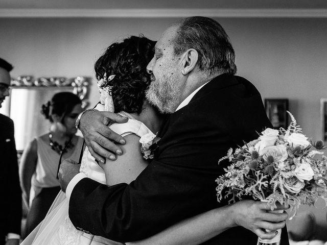 La boda de Alejandro y Raquel en Olmedo, Valladolid 27