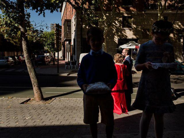 La boda de Alejandro y Raquel en Olmedo, Valladolid 29