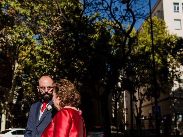 La boda de Alejandro y Raquel en Olmedo, Valladolid 30