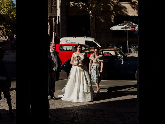 La boda de Alejandro y Raquel en Olmedo, Valladolid 32