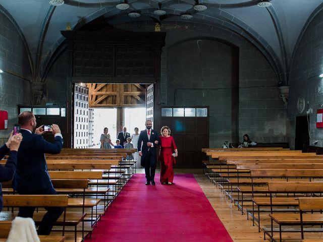 La boda de Alejandro y Raquel en Olmedo, Valladolid 33