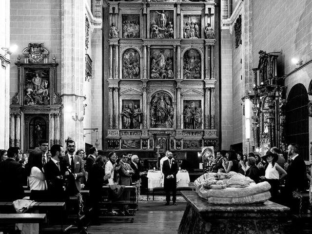 La boda de Alejandro y Raquel en Olmedo, Valladolid 34