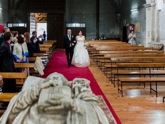 La boda de Alejandro y Raquel en Olmedo, Valladolid 35