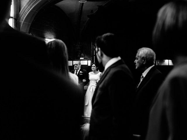 La boda de Alejandro y Raquel en Olmedo, Valladolid 36
