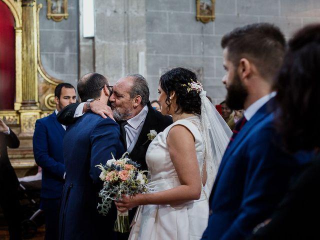 La boda de Alejandro y Raquel en Olmedo, Valladolid 37
