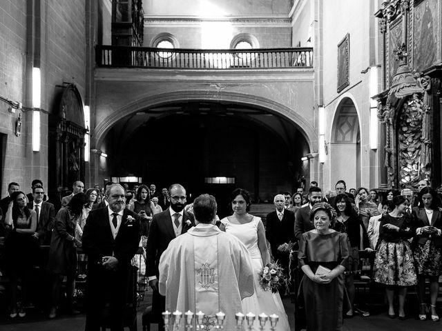 La boda de Alejandro y Raquel en Olmedo, Valladolid 39