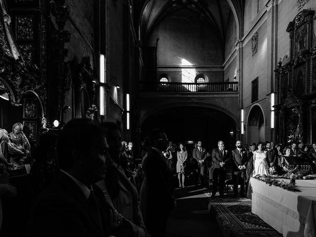 La boda de Alejandro y Raquel en Olmedo, Valladolid 40