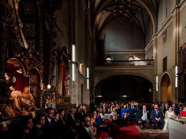 La boda de Alejandro y Raquel en Olmedo, Valladolid 44