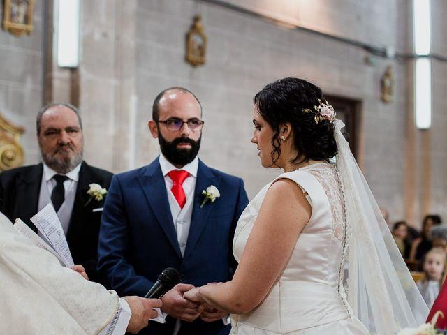 La boda de Alejandro y Raquel en Olmedo, Valladolid 45