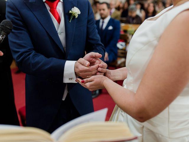 La boda de Alejandro y Raquel en Olmedo, Valladolid 47