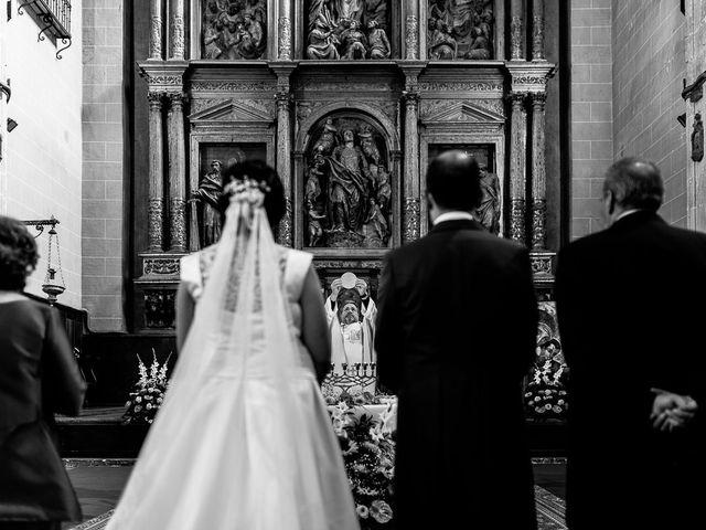 La boda de Alejandro y Raquel en Olmedo, Valladolid 49