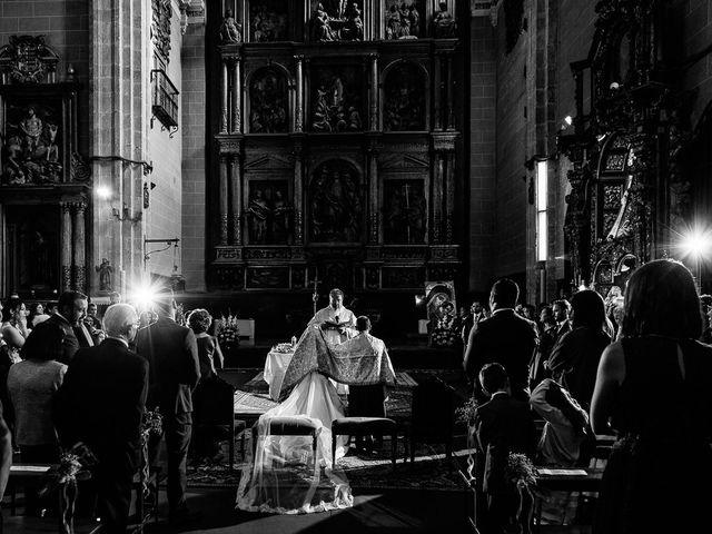 La boda de Alejandro y Raquel en Olmedo, Valladolid 51