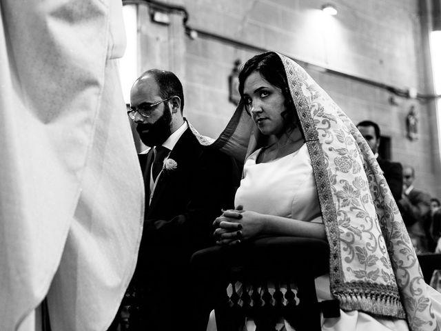 La boda de Alejandro y Raquel en Olmedo, Valladolid 52