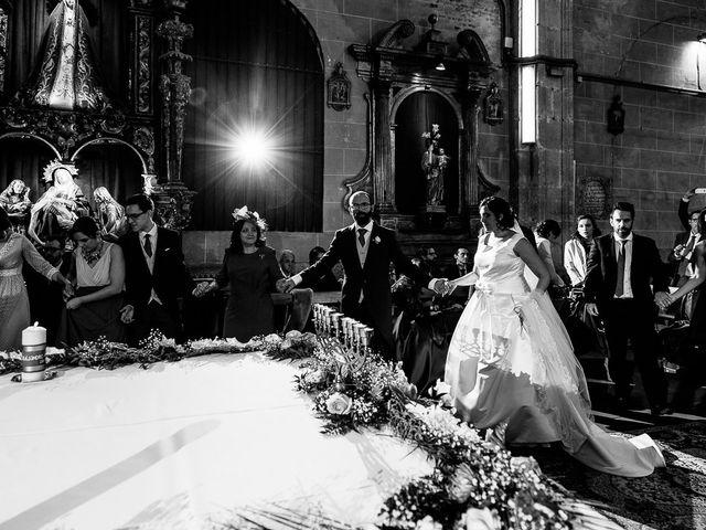 La boda de Alejandro y Raquel en Olmedo, Valladolid 53