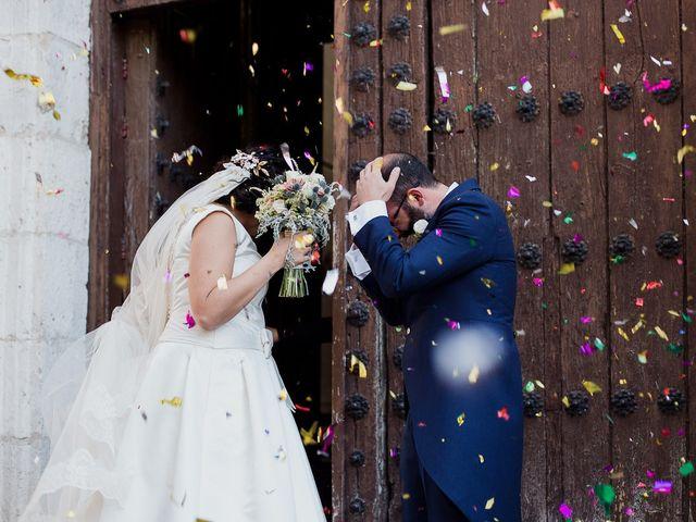 La boda de Alejandro y Raquel en Olmedo, Valladolid 55