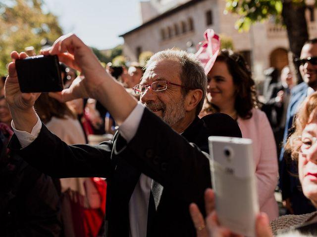 La boda de Alejandro y Raquel en Olmedo, Valladolid 56