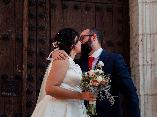 La boda de Alejandro y Raquel en Olmedo, Valladolid 57