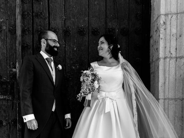 La boda de Alejandro y Raquel en Olmedo, Valladolid 58
