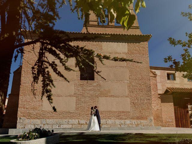 La boda de Alejandro y Raquel en Olmedo, Valladolid 59