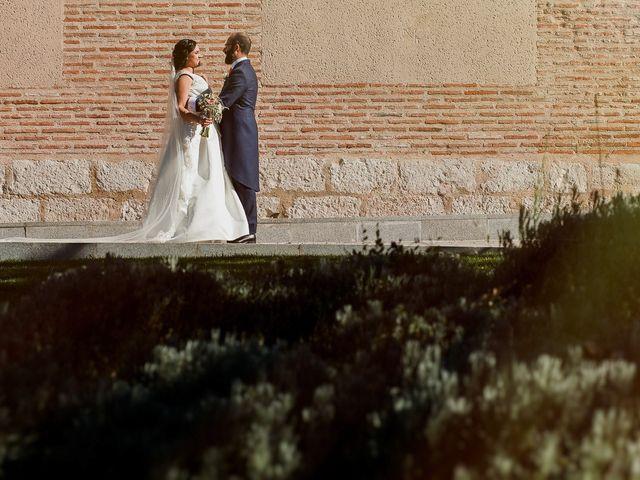 La boda de Alejandro y Raquel en Olmedo, Valladolid 60