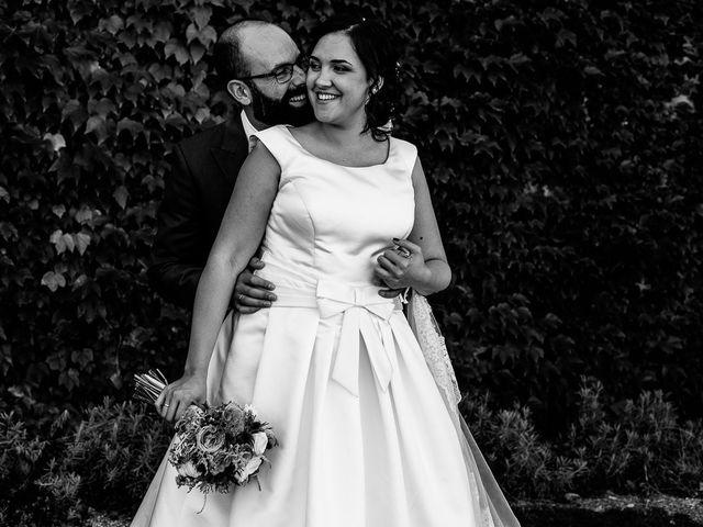 La boda de Alejandro y Raquel en Olmedo, Valladolid 61